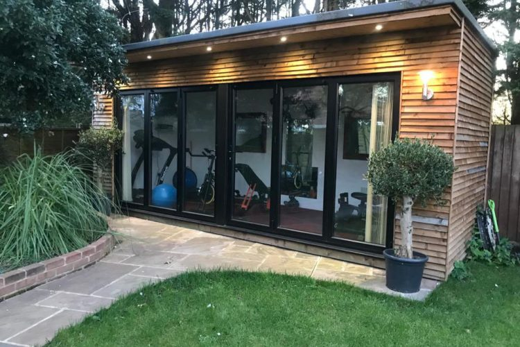 Home Gym – Completed